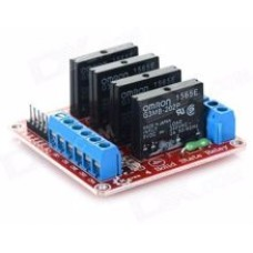 solid state relay 4 out put