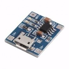Lithium Battery Charger Module 1A (TP4056)
